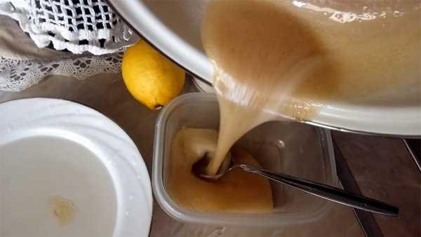 Домашняя паста для шугаринга